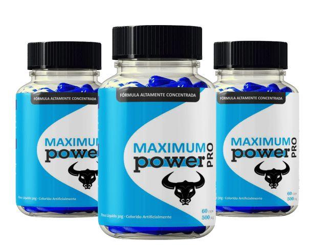 Maximum Power Pro